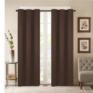 "CHELSEA HOUSTON 84"" THERMAL BLACKOUT CURTAINS"